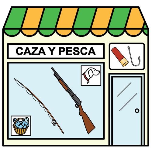 licencia de Actividad o Apertura en tienda de pesca y caza