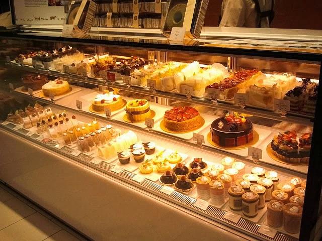 Licencia de apertura o actividad para una pastelería