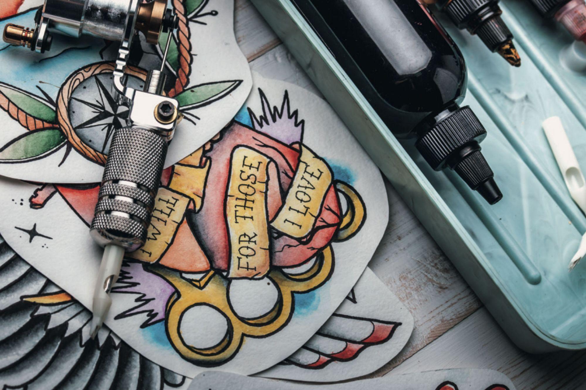 Cómo abrir un estudio de tatuajes