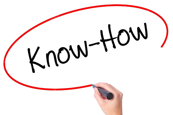 «know how»