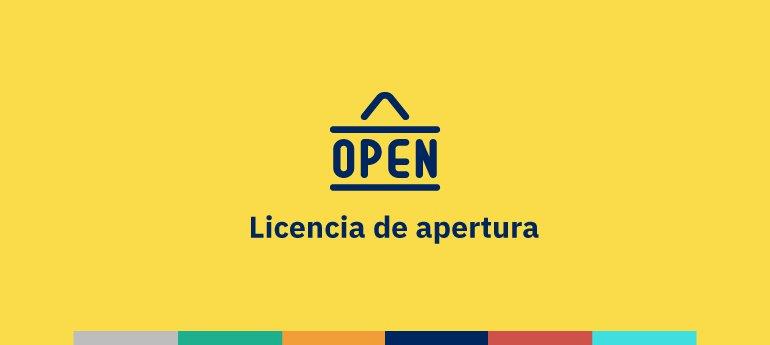 Cuanto cuesta la licencia de apertura para tu local
