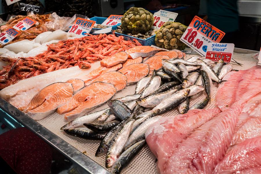 Declaración Responsable para una pescadería.