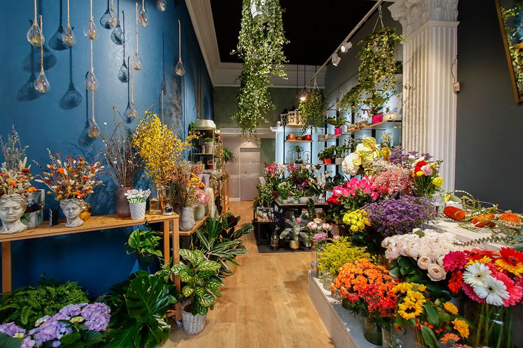Cómo montar una floristería