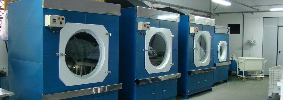 Precintan una lavandería industrial que funcionaba sin licencia