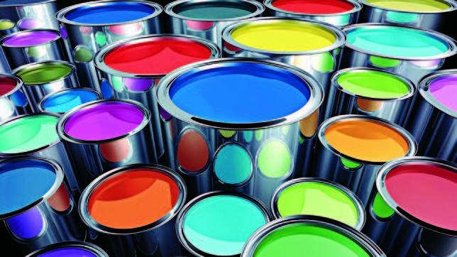Licencia de actividad para negocio de Pinturas